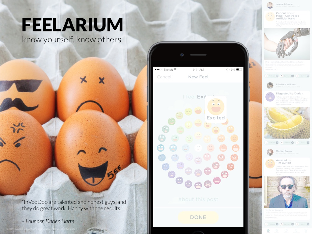 Feelarium – know yourself. know others.