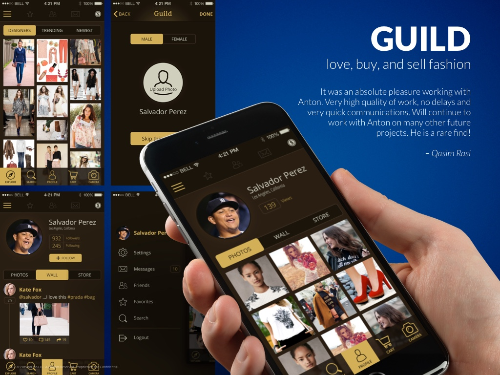 Guild – love, buy, and sell fashion