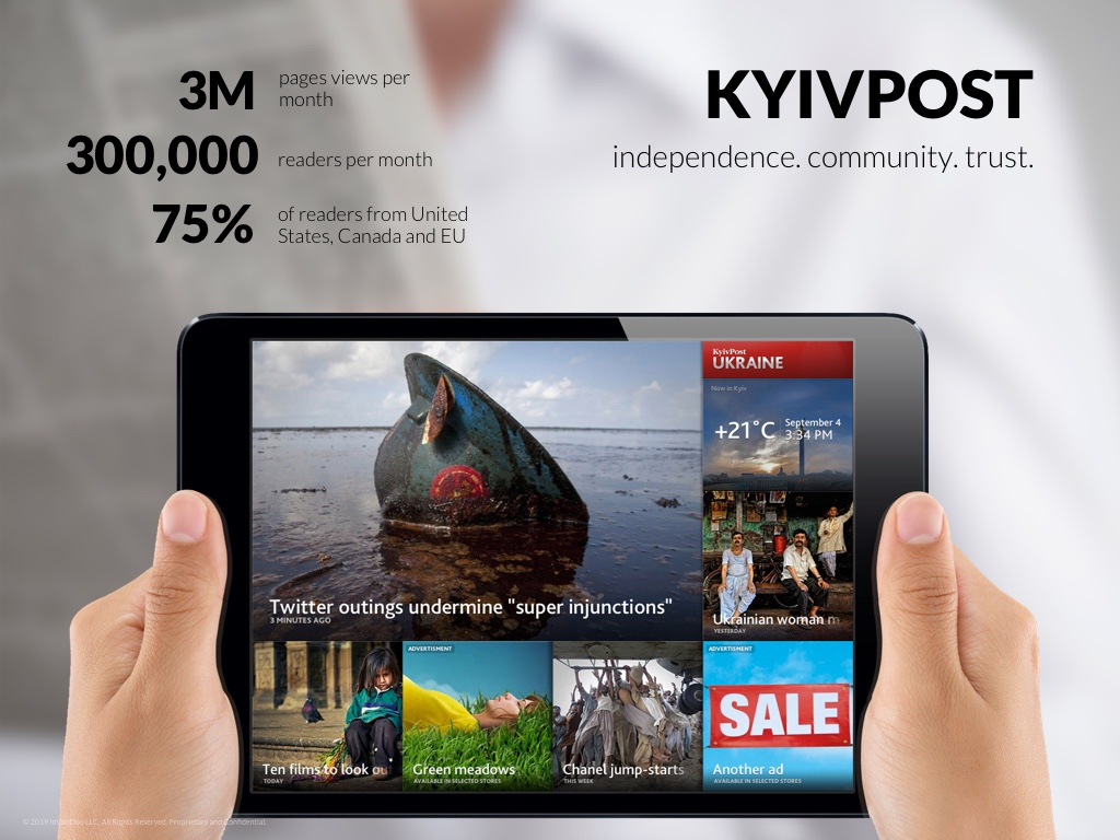 KyivPost – independence. community. trust.