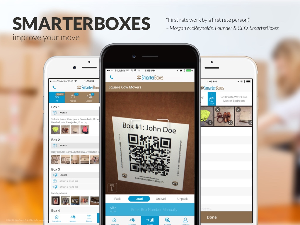 SmarterBoxes – improve your move